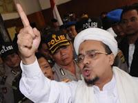 Habib Rizieq Serang Kapolri, Jika Aksi 2 Desember Dilarang Akan Seperti Ini Jadinya