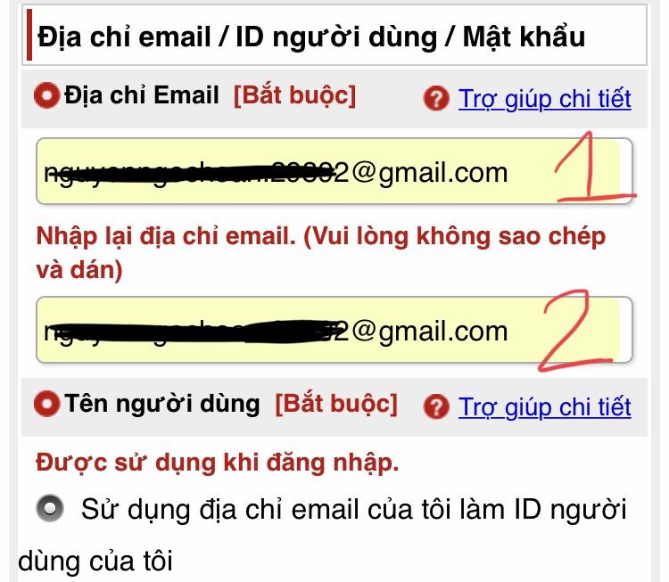 Cách đăng ký và mua hàng trên Rakuten diiho.com