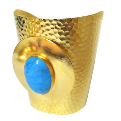 Mama Mia, colours, turquoise, turquoise statement cuff,  turquoise cuff, Mediterranean colours,