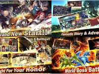 King's Raid MOD v2.3.47 Unlimited Money Apk Android New Update