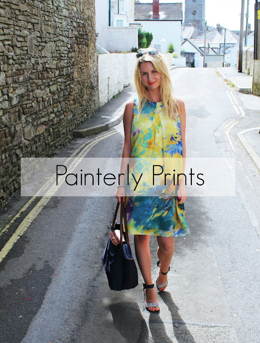 OUTFIT | Painterly Prints