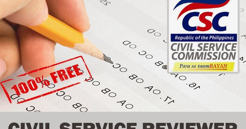 Civil Service Reviewer 2013 With Answer Pdf Philippines