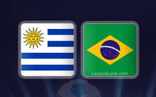 Бразилия – Уругвай прямая трансляция онлайн 16/11 в 23:00 по МСК.