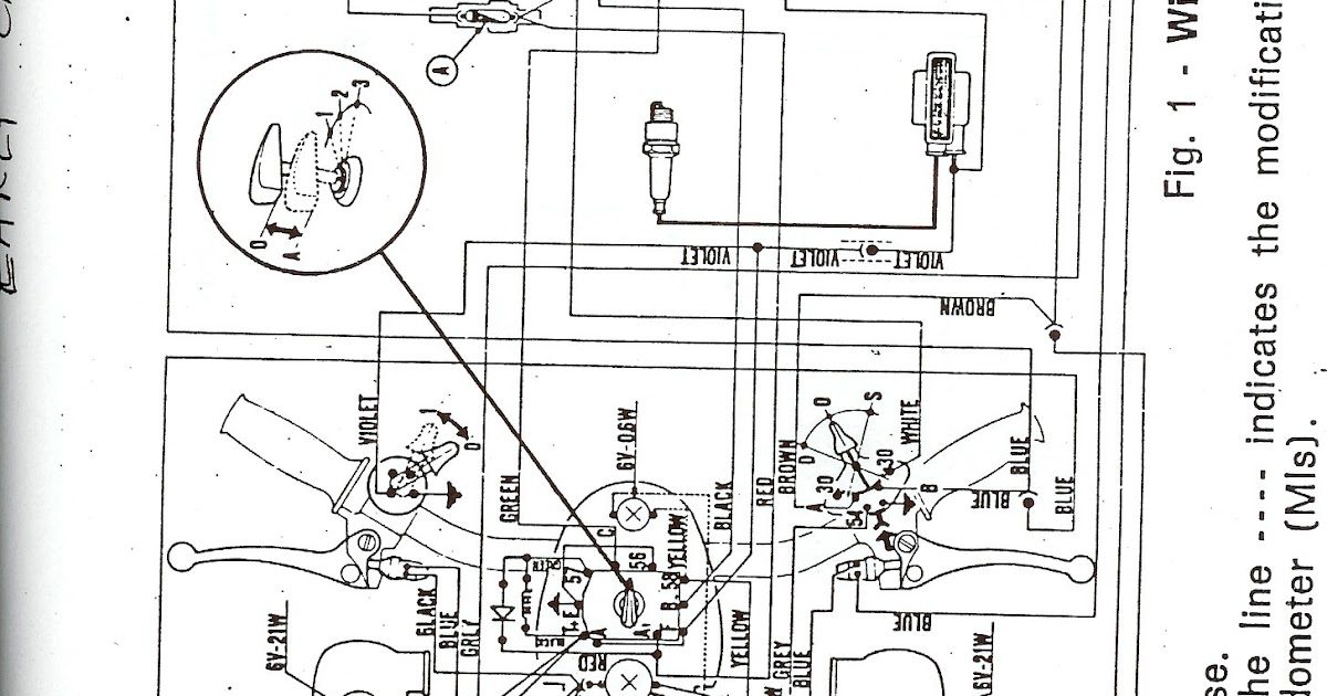 Yamaha Blaster Stator Wiring Diagram Powerking Co
