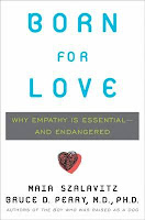 http://www.amazon.com/Born-Love-Empathy-Essential---Endangered/dp/0061656798/ref=sr_1_2?s=books&ie=UTF8&qid=1419219470&sr=1-2&keywords=Dr.+Bruce+Perry