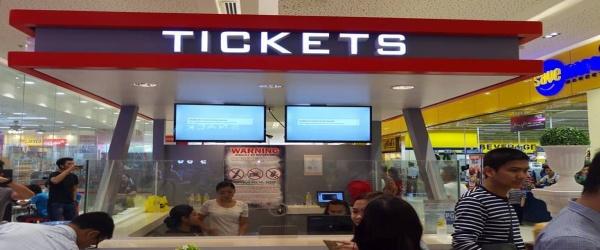CityMall Victorias Cinema
