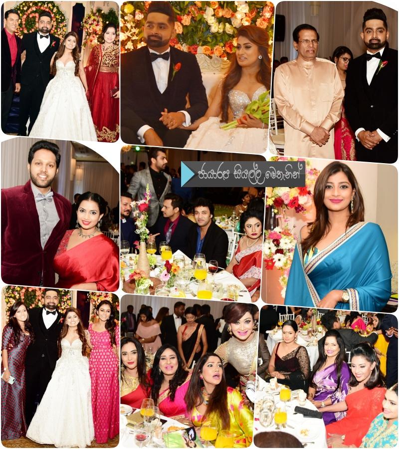 Bridal Photo Gallery: Kavinga Perera Wedding @Cinnamon Lakeside