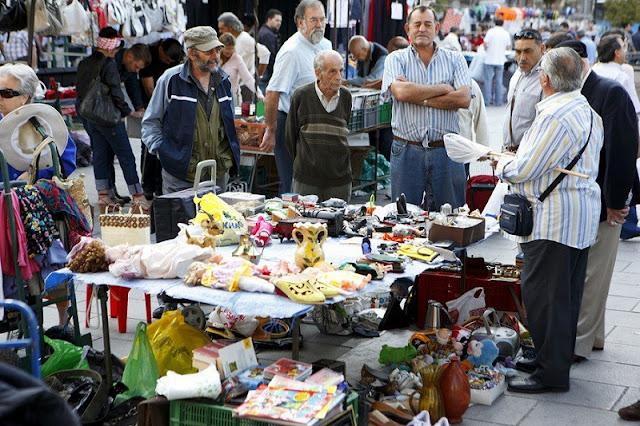 Informações do Mercado El Rastro
