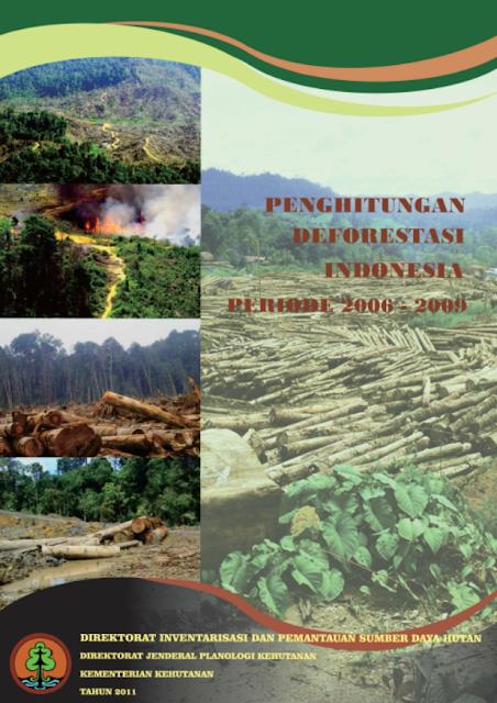 Penghitungan Deforestasi Indonesia