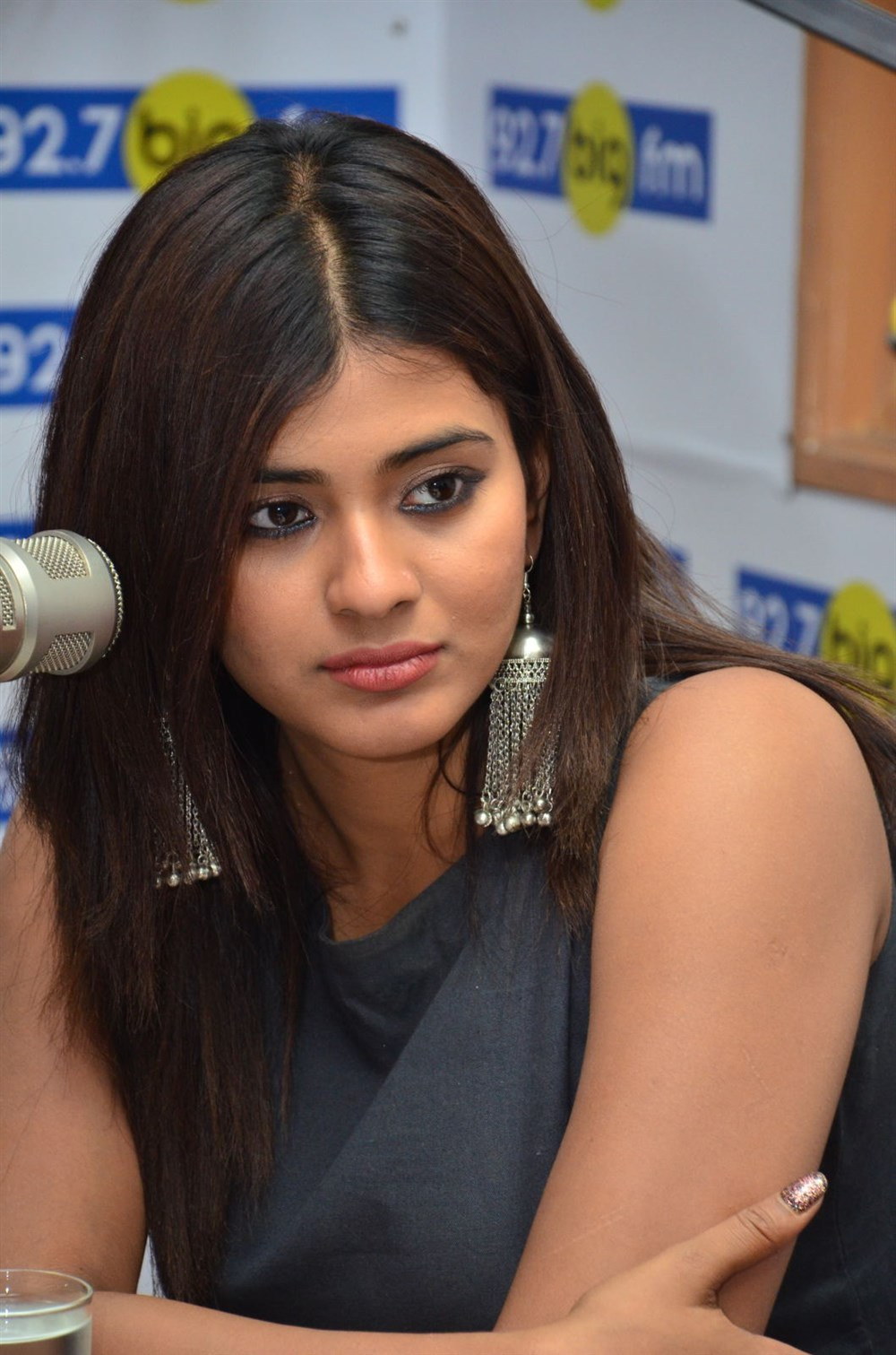 Hebah Patel Andhhagadu Movie Team at BIG FM Photos