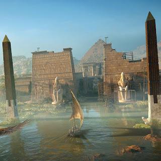 ASSASSINS CREED ORIGINS pc game wallpapers screenshots images