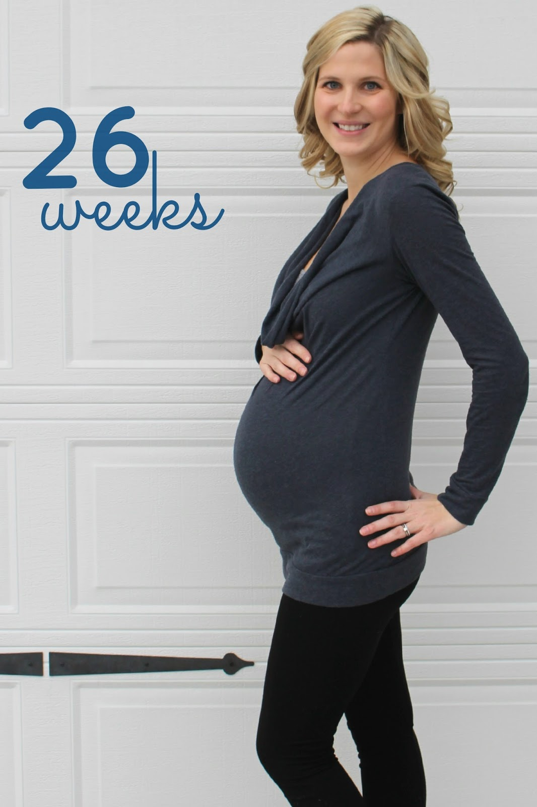 Average weight gain at 26 weeks pregnant helpful information