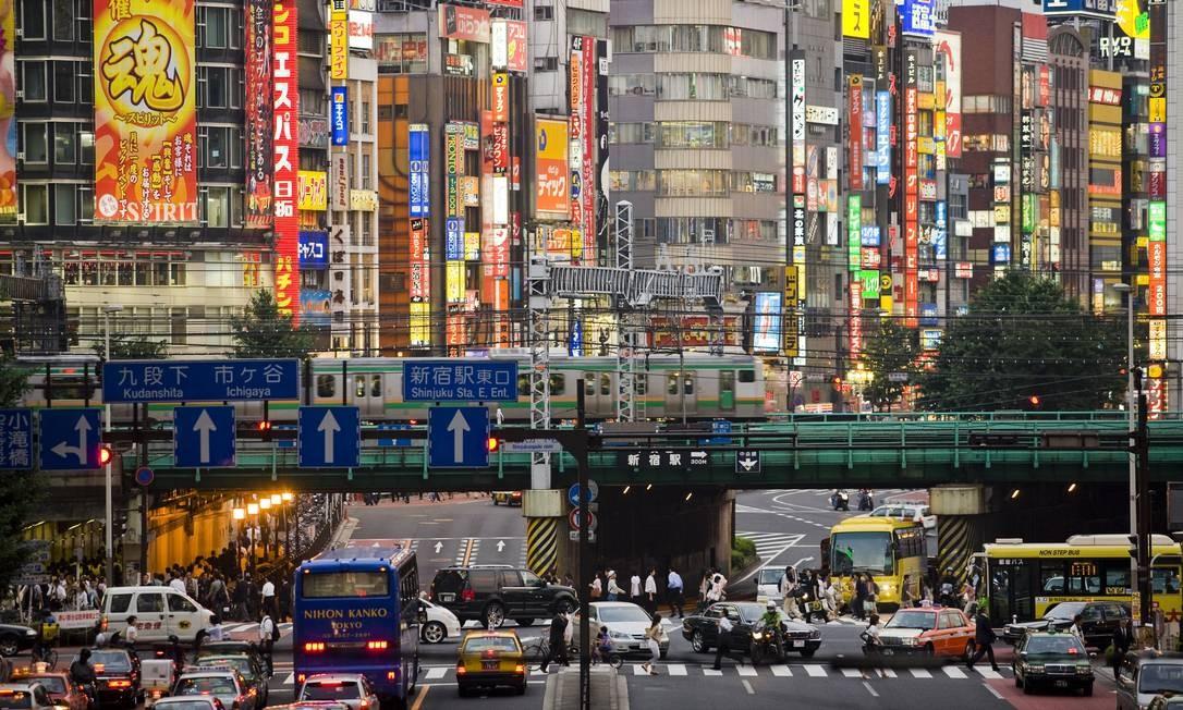 Urbanização Mundial