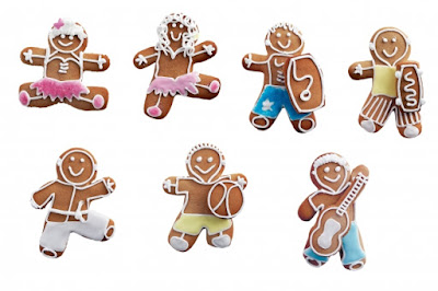Gingerbread family Recipe