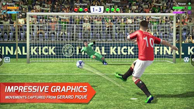 finall kick online football apk