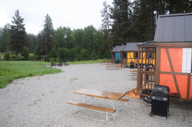 tinyhouse, leavenworthwa, thousandtrails, plainwa, camping, travelblogger, seattleblogger, travel memorialdayweekend