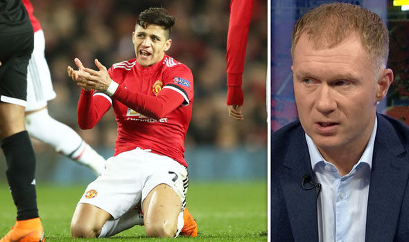 FA Cup final: Scholes blasts Mourinho for not replacing Sanchez in United defeat to Chelsea