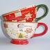 Ceasca, cana si ceainic Craciun Regal -idei de cadou