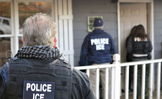 ICE agents rebel, say Trump 'betrayed' them by leaving Obama's people in place
