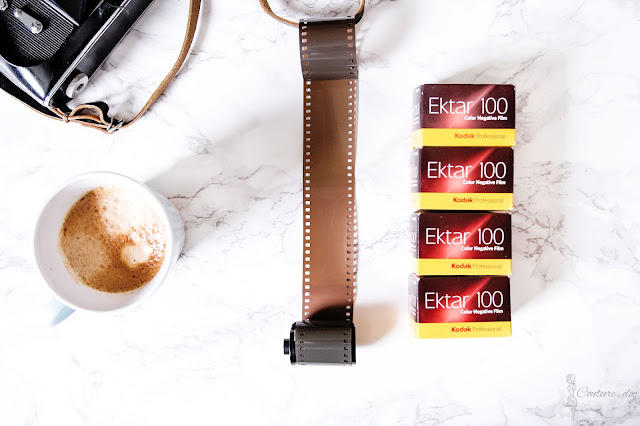 Klisza fotograficzna, kawa