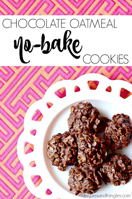 cookies, no bakes, cookie recipe
