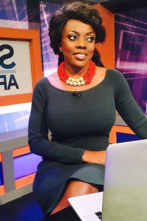 No Politician Can Influence Me...I'm Above That - Nana Aba Anamoah