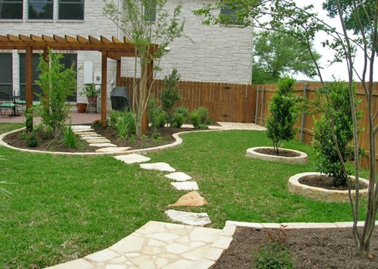 backyard design landscaping lovethislifeomnimedia