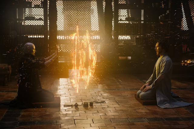 Movie Review Doctor Strange
