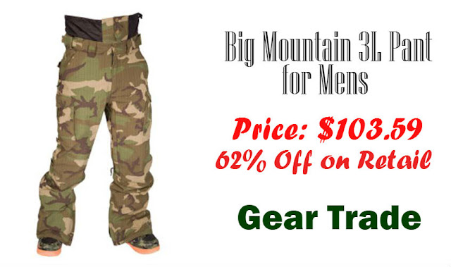Review of one of the Best Camouflage Snowboard Pant
