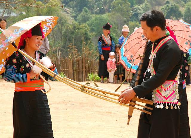 Ghé Hà Giang hòa cùng không khí lễ hội đầu năm