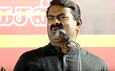 Seeman Full Speech – Tn Polls – Naam Tamilar Seeman Election Campaign speech at Chennai 08-04-2016