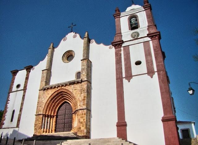 Sé de Silves no Algarve