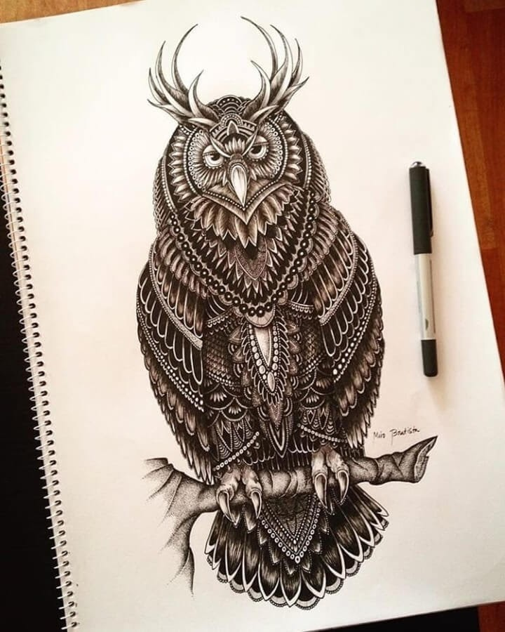 04-Great-Horned-Owl-Miro-Bautista-www-designstack-co