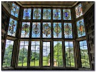 How To Make Stained GLASS WINDOW Clings