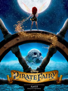 Watch Movie Online The Pirate Fairy (2014)