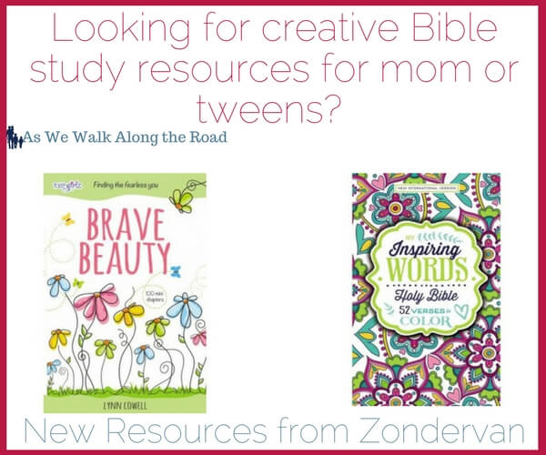 Bible Study Resources for Moms and Tweens