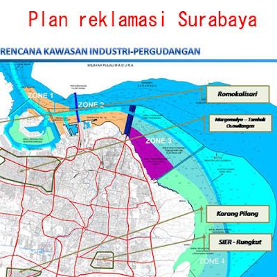 Reklamasi Surabaya