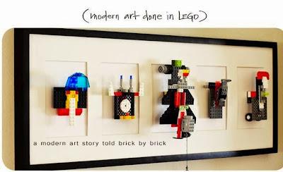 proyecto diy con lego