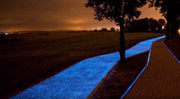 طرق تنير ليلا، عجائب وغرائب، علوم وتكنولوجيا