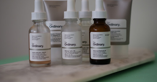 The Ordinary - Champagne taste on a beer budget