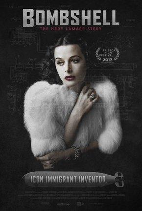 Bombshell: A História de Hedy Lamarr - Legendado