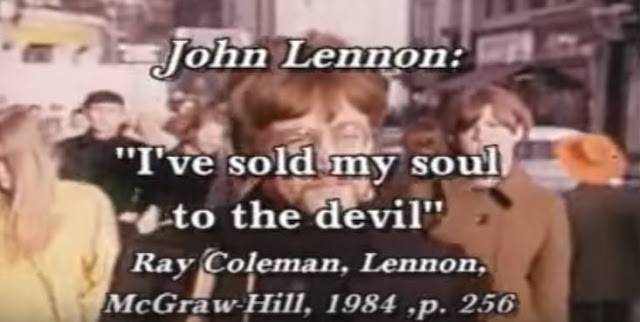 The Night the Devil Came for John Lennon