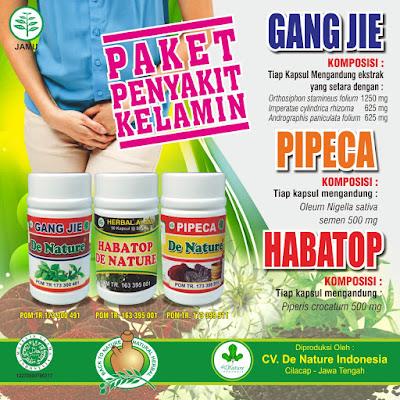 Obat sipilis dari tumbuhan-produksi de nature