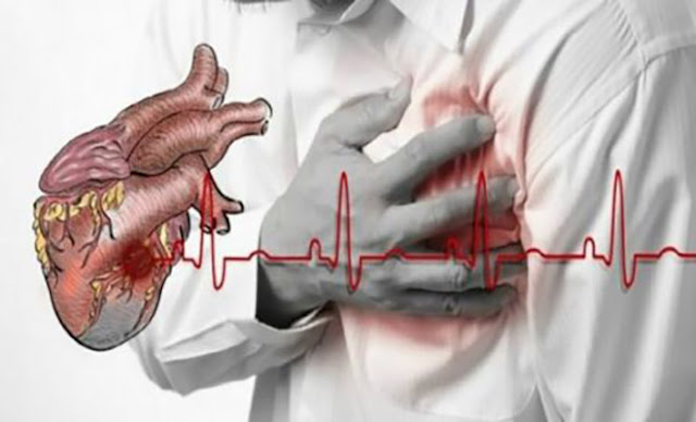 ΜΕΓΑΛΗ ΑΠΟΚΑΛΥΨΗ:Ο ρόλος του νερού στη καρδιακή προσβολή!
