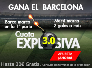 suertia promocion 30 euros Celta vs Barcelona 17 abril