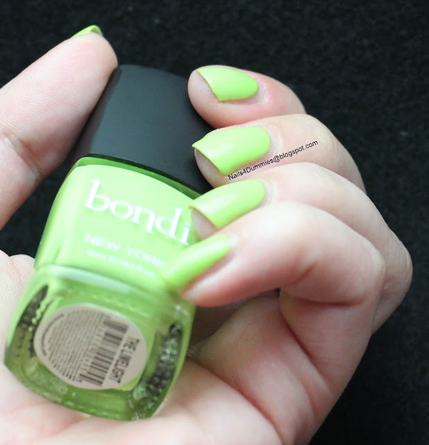 Nails4Dummies - Bondi New York In The Limelight