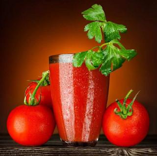 Kandungan dan Cara Mengolah Tomat Menjadi Jus