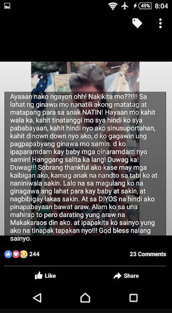 This Girl Made the Sweetest Revenge to the Father of Her Own Baby: 'Ginawa ko 'to hindi dahil sinisira kita, ginawa ko 'to dahil sinira mo buhay ko!'