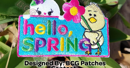 Hello, Spring! Patch