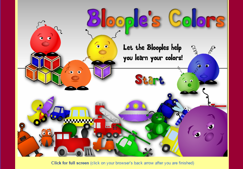 http://www.sheppardsoftware.com/preschool/ngames/colors.htm